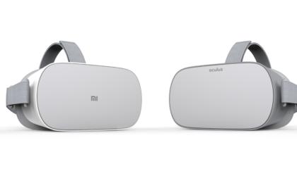 Xiaomi Mi VR and Oculus Go announced at CES 2018