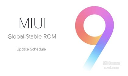 Xiaomi to release MIUI9 update on almost all of its devices
