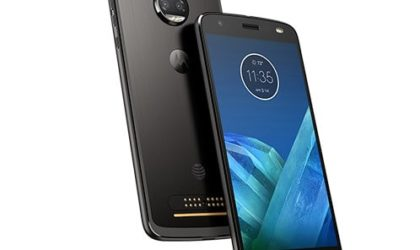 AT&T releases January security patch for the Moto Z2 Force