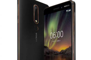 Nokia 6 2018 Oreo