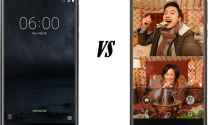 Nokia 6 vs. Nokia 6 2018: A head-to-head comparison