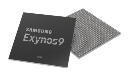 Samsung Exynos 9810 announced with AI support and enhanced Multimedia abilities