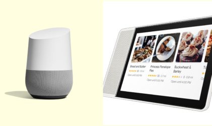 Smart Displays vs Smart Speakers: What are the differences