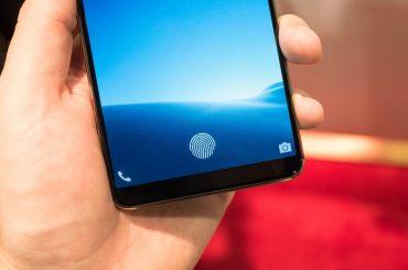 vivo in-display fingerprint