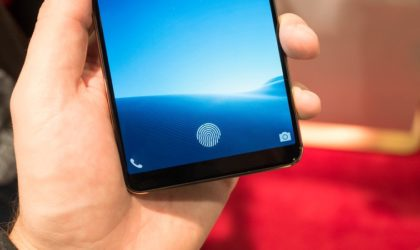 Vivo showcases in-built fingerprint censor at CES 2018