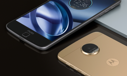 Another Moto Z Oreo build released as soak test, brings Moto launcher and new icons [Download]