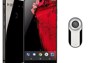 Essential Phone with 360-degree camera