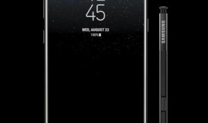 Samsung Galaxy Note 9: In-display fingerprint sensor not expected
