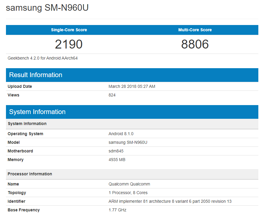 Galaxy-Note-9-benchmarks