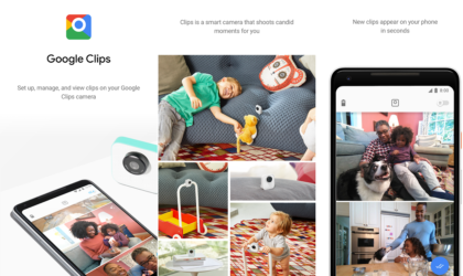 Google Clips app is now on the Play Store