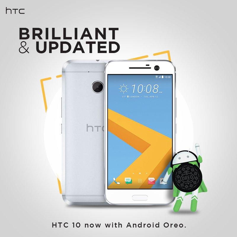 HTC-10-Oreo-update-India