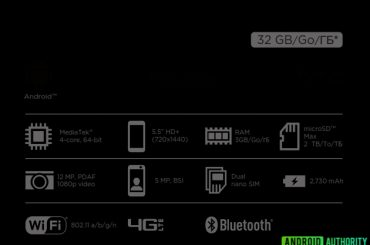HTC Desire 12 leaked specs