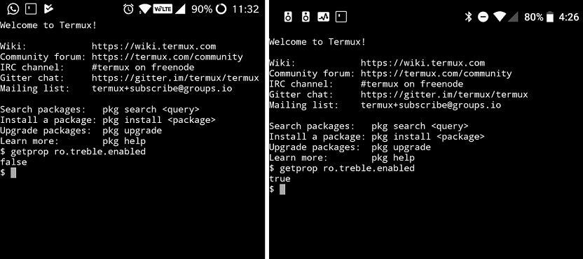 How to find out if your Android phone supports Project Treble