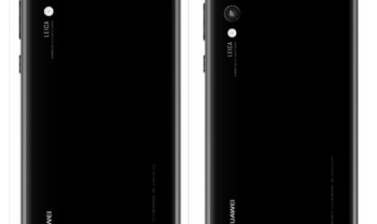 New Huawei P20 and P20 Plus leak shows dual and triple cameras at devices' back respectively