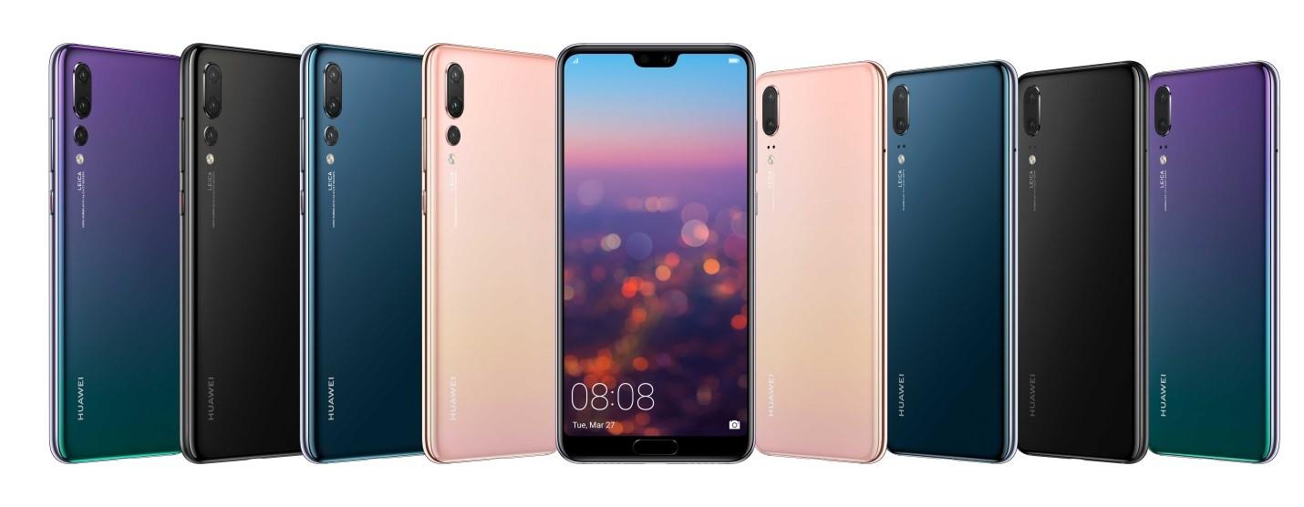 Huawei-P20-series-1