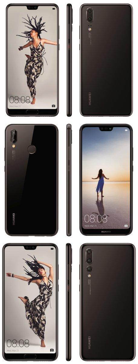 Huawei-P20-series