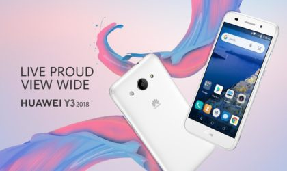 Huawei Y3 2018 Android Go features coming to Huawei Y3 2017 (Y5 Lite 2017)?