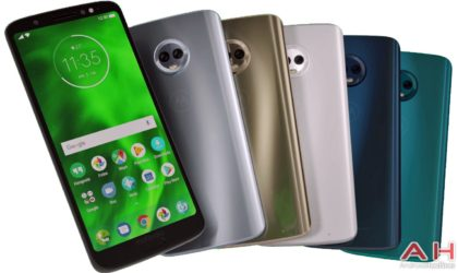 Moto G6 Plus leaked in all five color variants