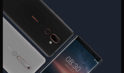 Nokia unveils one Android Go and three Android One smartphones at MWC 2018
