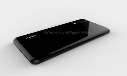 Huawei P20 Plus to cost about $950 for a 256GB model?