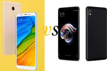 Redmi Note 5 vs Note 5 Pro