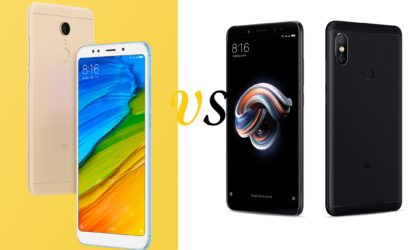 What is the difference between the Redmi Note 5 and Redmi Note 5 Pro?