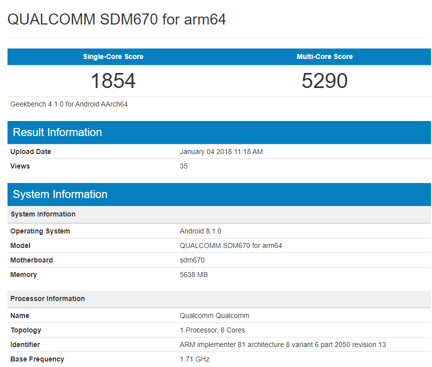 Qualcomm's unannounced Snapdragon 855 might be the first 7nm system-on-chip