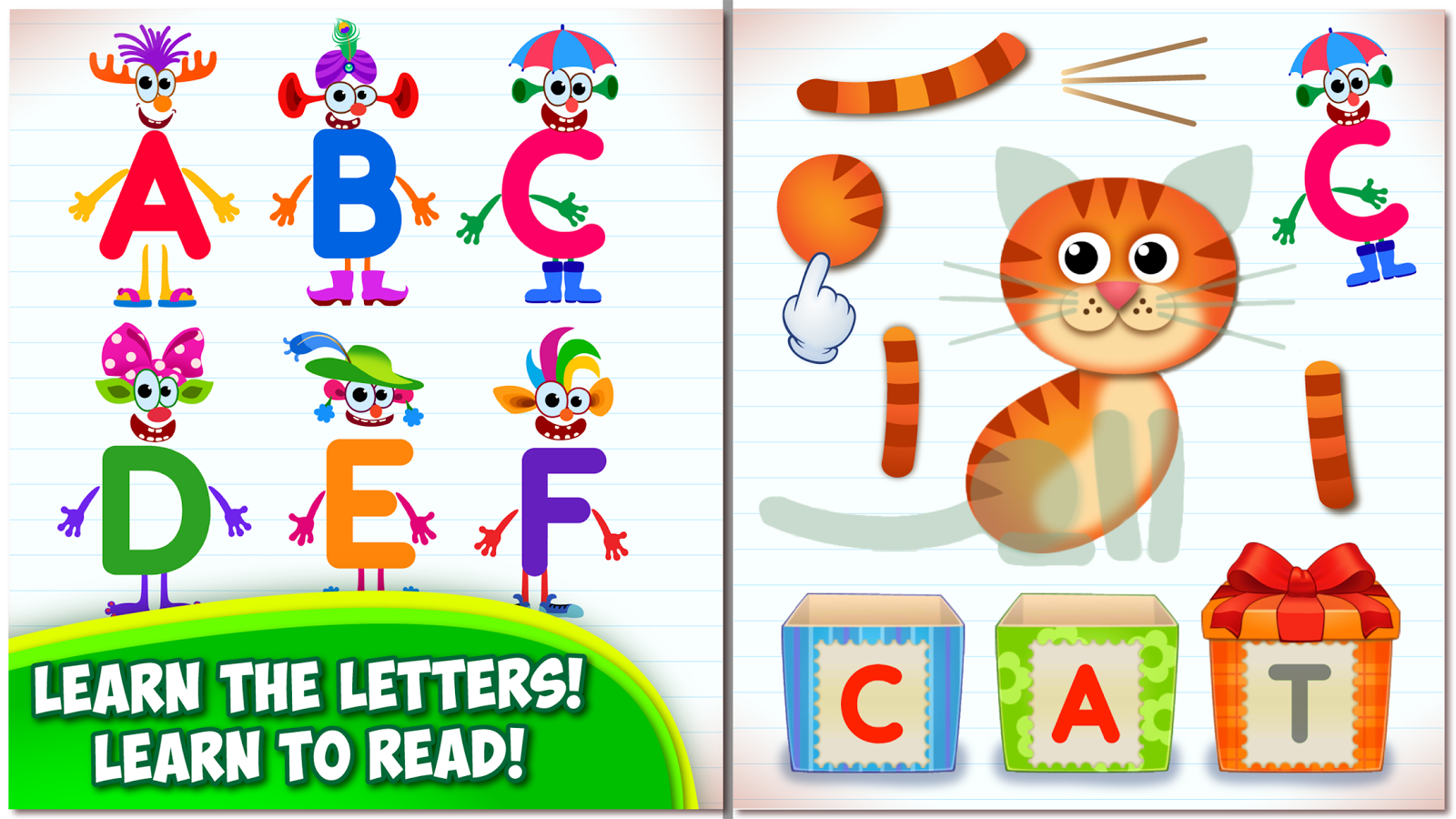 Super-ABC-Learning