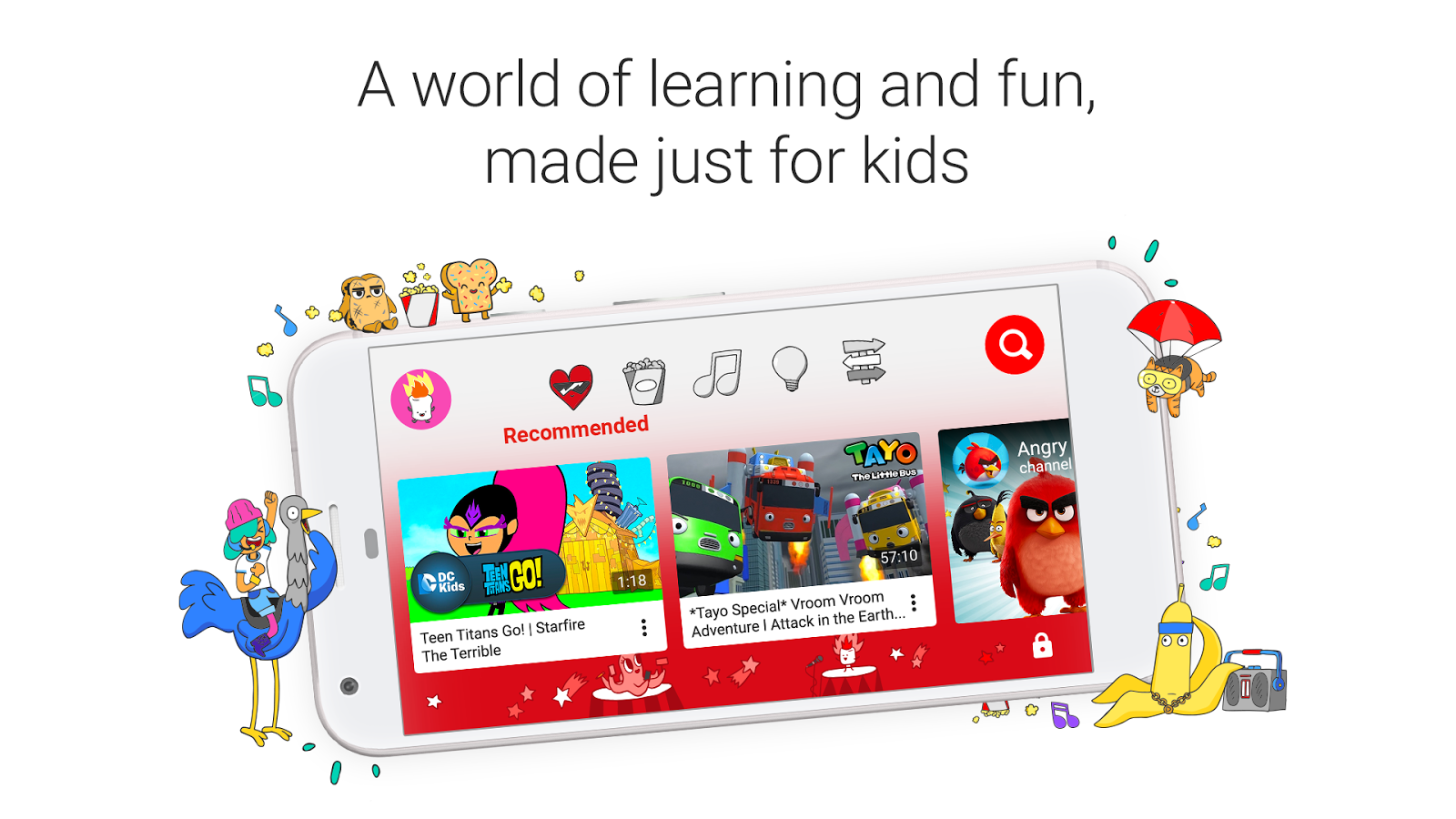 The best Android storytelling apps for kids in English