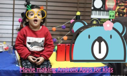 Best movie-making apps for kids on Android
