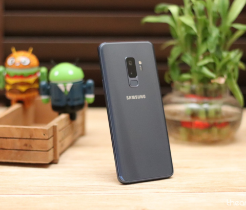[Update: Fixed] Galaxy S9 reportedly suffers from black crush and gradient banding display issue, here's a fix though
