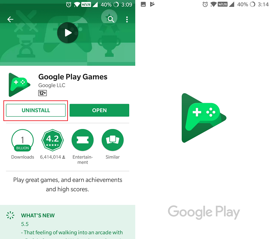 Fix Can T Login Into Google Play Games In Any Game