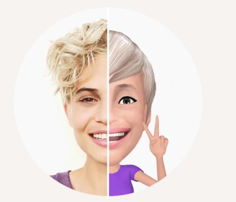 Difference between AR Emoji, Animoji, and ZeniMoji