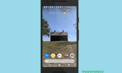 Here's a hidden trick to get rounded corners on Google Pixel 2