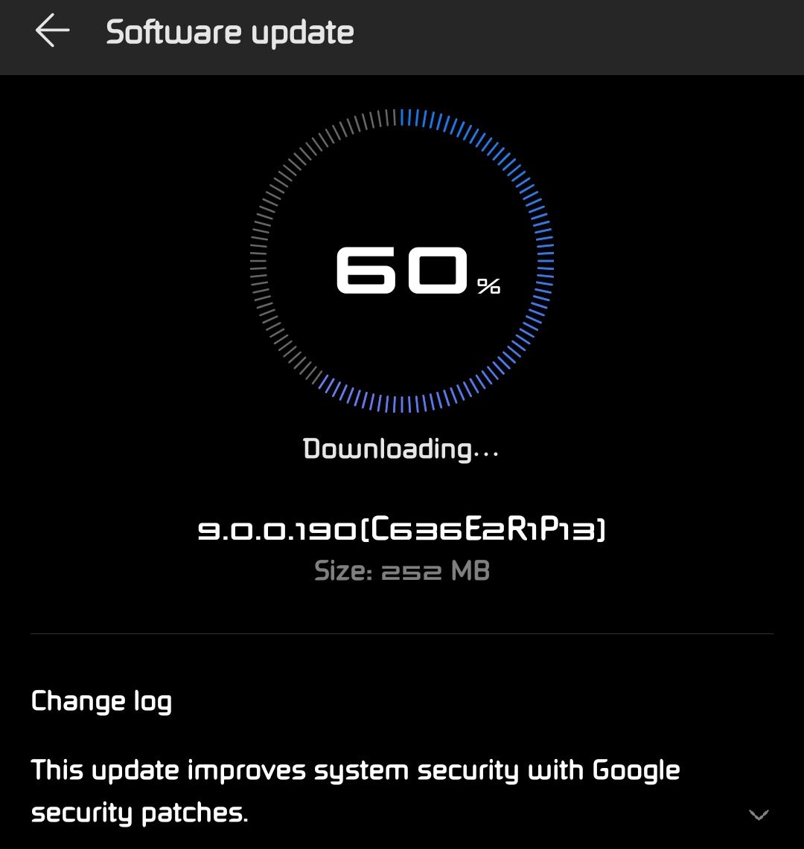 Mate-10-update