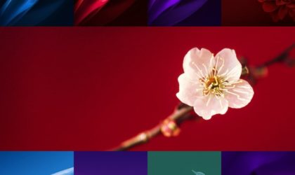 Download Oppo R15 stock wallpapers