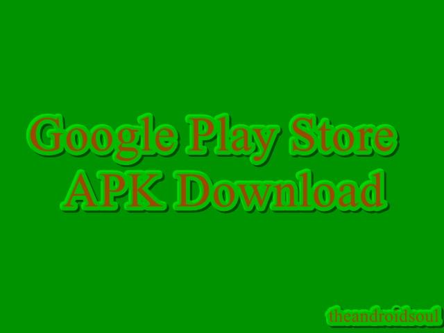 Download Google Play Store 9 5 09 APK