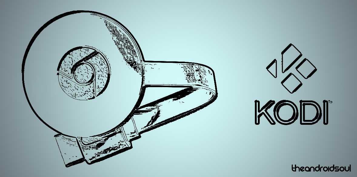 Using Kodi on Chromecast