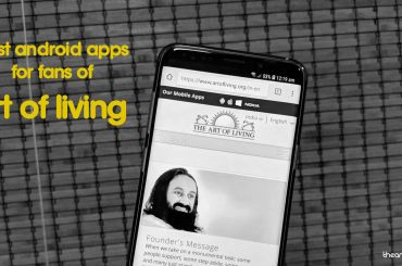 best android apps for art of living fans