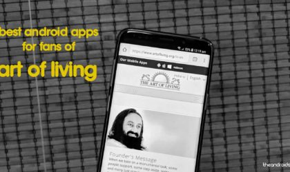 8 must have apps for the Art of Living fans