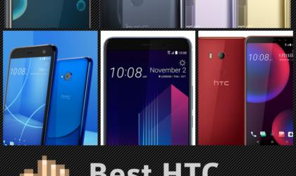 The best HTC phones to buy in 2018