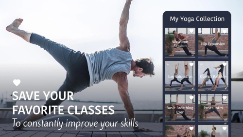 Best yoga apps 10