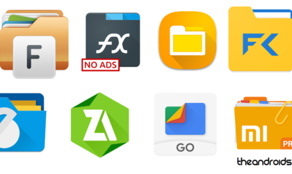 8 Best free File Manager apps to sort out your device data