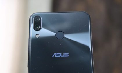 Latest ZenFone 5Z update adds lift to face unlock function, gesture mode and new camera functions