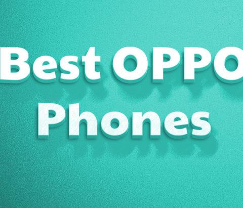 The best Oppo phones to buy in 2018