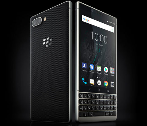BlackBerry KEY2: 5 things you should know