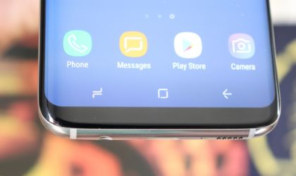 AT&T Galaxy S8 and S8+ receiving May patch too
