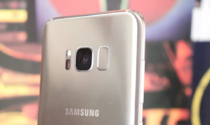 How to solve the 'unable to open camera' problem on the Galaxy S8+