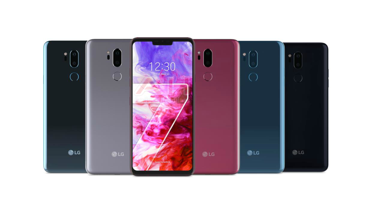 LG's G7 ThinQ flagship smartphone will be launching next month