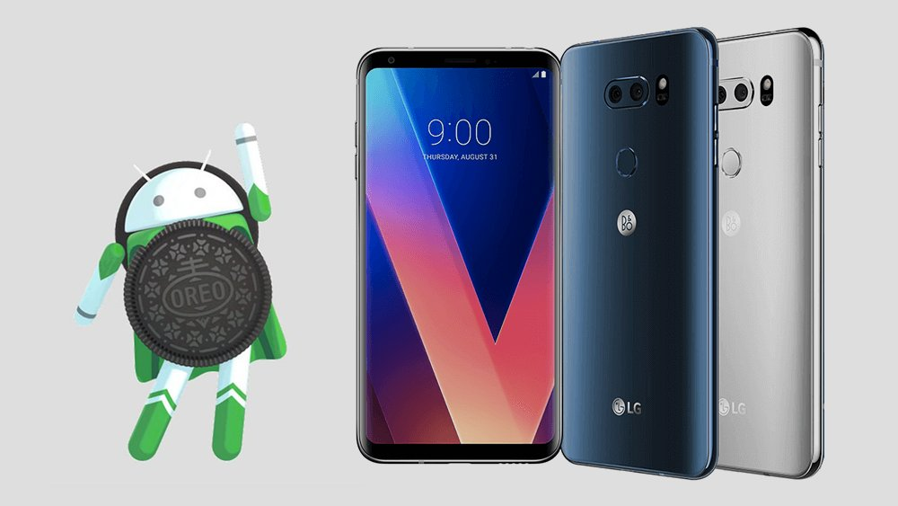 LG V30 Oreo update rolling out in Italy with ThinQ AI features